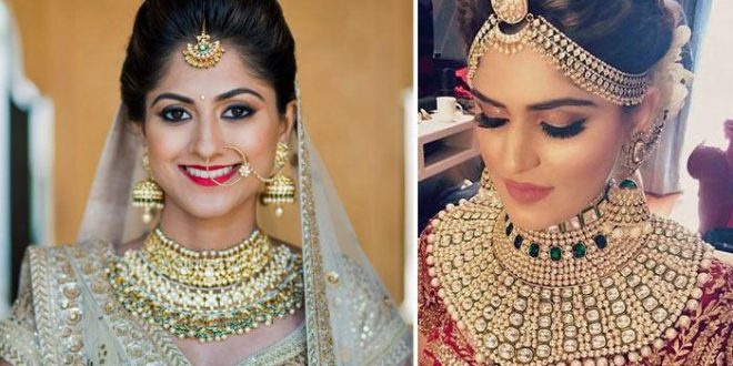 dd2a9f438aa58 Choose perfect wedding jewellery for Indian bride | Sz Wed Shop